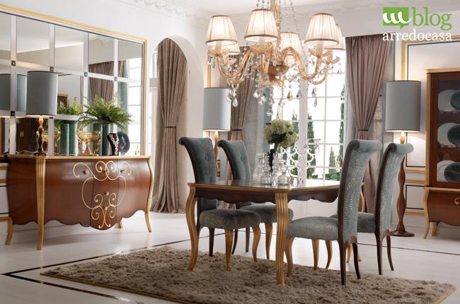 Arredamento classico tutto quello che devi sapere m blog for Arredare casa in stile classico