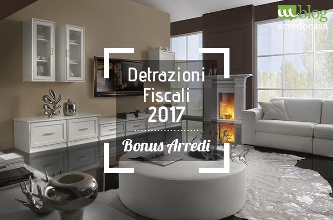 Agevolazioni fiscali m blog arredo casa for Bonus mobili 2017 prima casa
