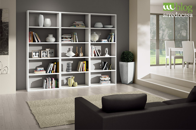 Arredamento Librerie Componibili.Librerie Componibili Pratiche Ed Economiche M Blog