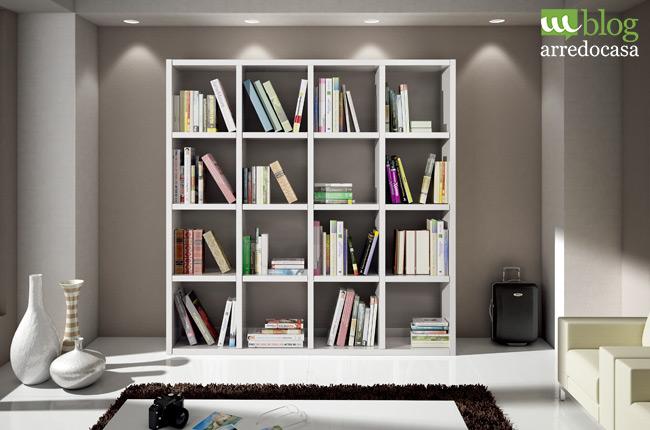 Librerie componibili: pratiche ed economiche - M.Blog