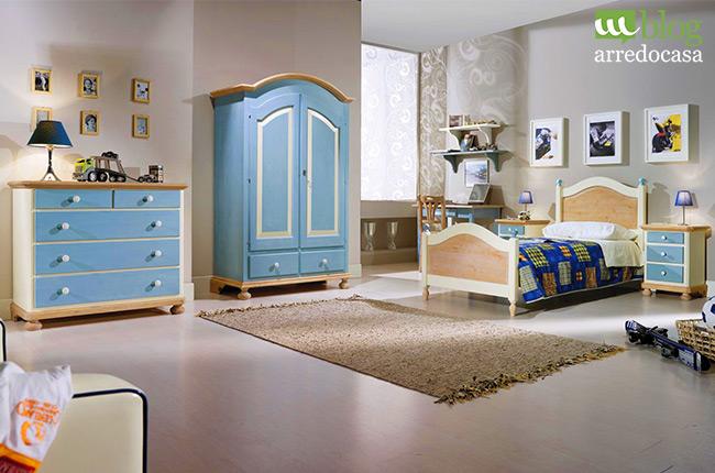 Come arredare la camera dei bambini m blog - Metodi per far dormire i bambini nel loro letto ...