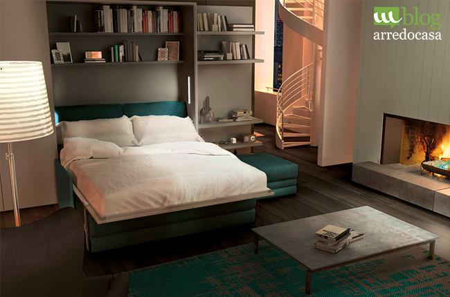 Come arredare una casa piccola in pochi mq m blog - Arredare una camera da letto piccola ...