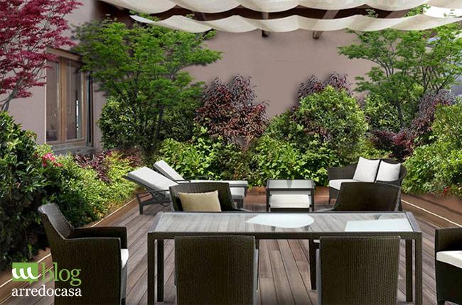 Giardino verticale fai da te per la tua terrazza m blog - Giardino verticale in casa ...