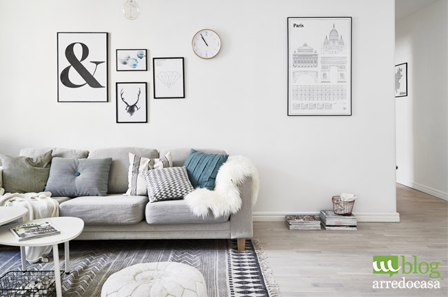 Come arredare casa in stile nordico m blog - Arredare casa in modo originale ...