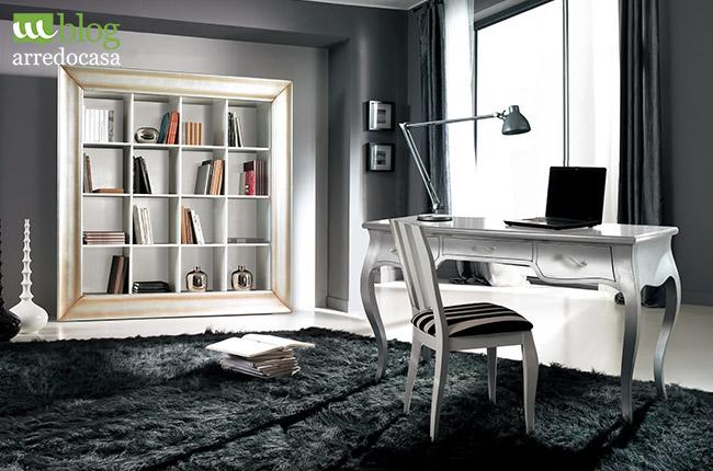 Mobili classici per ufficio e studio professionale come for Arredamento per studio