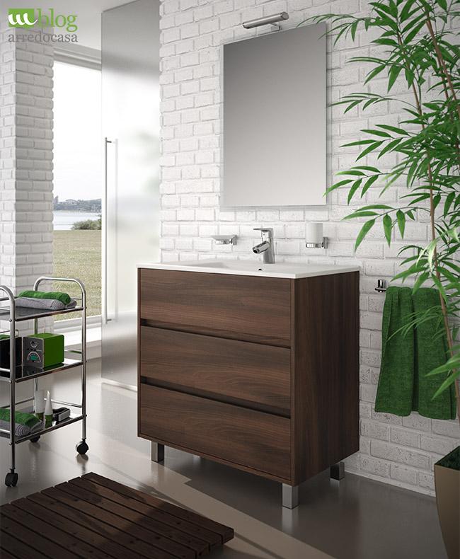Come organizzare i mobili bagno 3 trucchetti per te m blog - Mobile bagno moderno a terra ...
