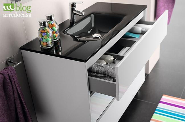 Come Ordinare I Cassetti Del Bagno : Come organizzare i mobili bagno trucchetti per te m
