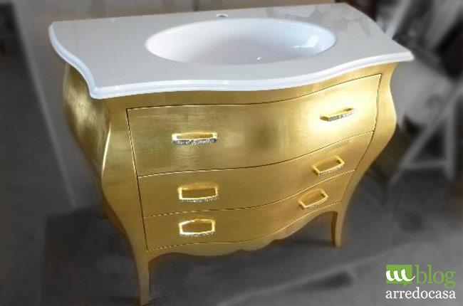 Mobili grezzi per il bagno soluzioni per te m
