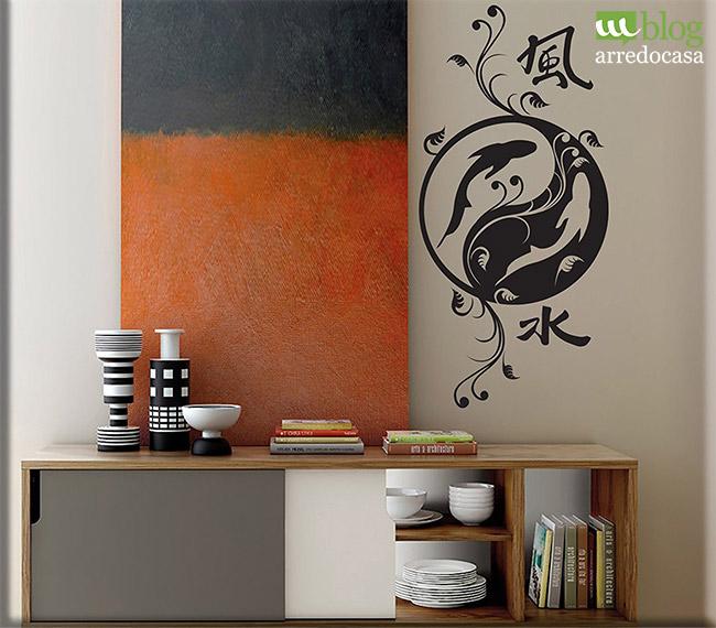 Arredamento in stile giapponese caratteristiche e for Feng shui arredamento