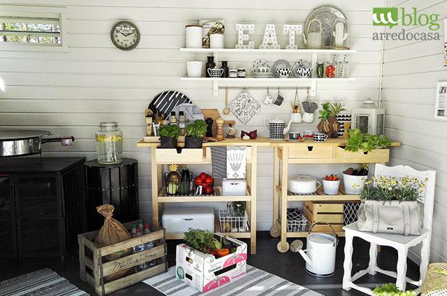 Organizzare La Credenza : Come organizzare la cucina al meglio strategia e consigli utili