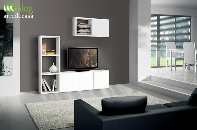 Come arredare un soggiorno piccolo con angolo cottura - M.Blog