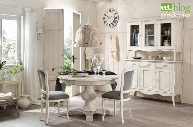 Emejing mobili bianchi anticati gallery acrylicgiftware for Arredare con stile