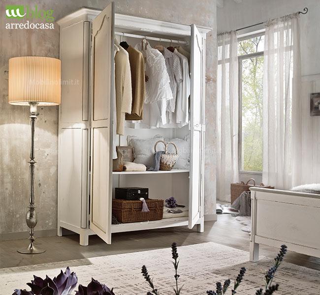 armadi per la camera da letto tipologie e stili m blog. Black Bedroom Furniture Sets. Home Design Ideas