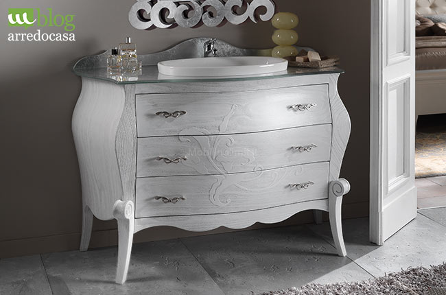 Emejing mobile bagno shabby pictures - Mobili da bagno shabby chic ...
