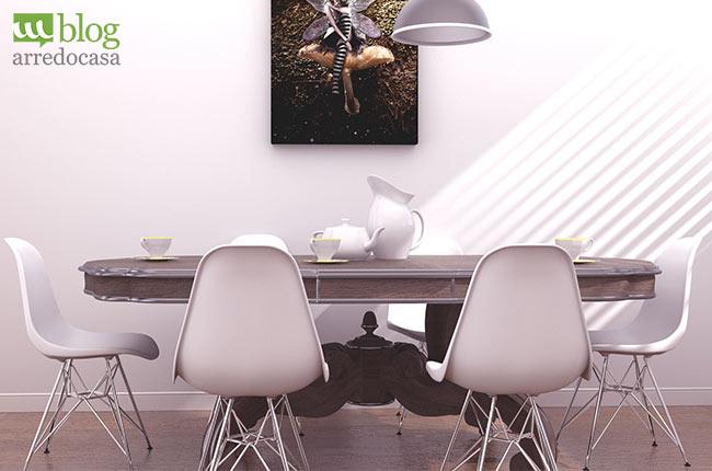 Sedie Moderne Design In Legno.Tavolo Con Sedie Moderno Good Sedie Per Cucina Bar E Ristorante