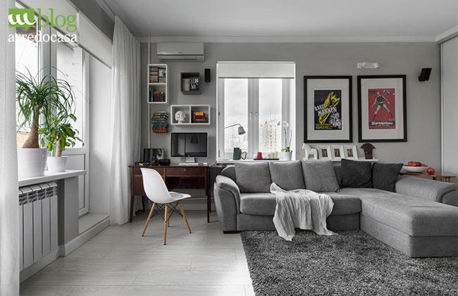 Come abbinare mobili classici e moderni m blog for Arredamento minimal moderno