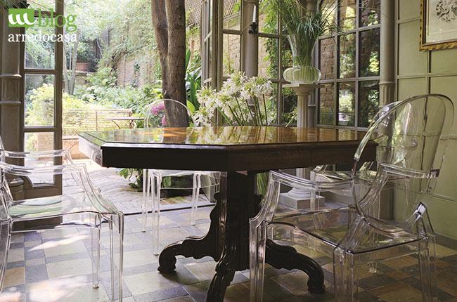 Come abbinare mobili classici e moderni m blog for Sedie arredamento moderno