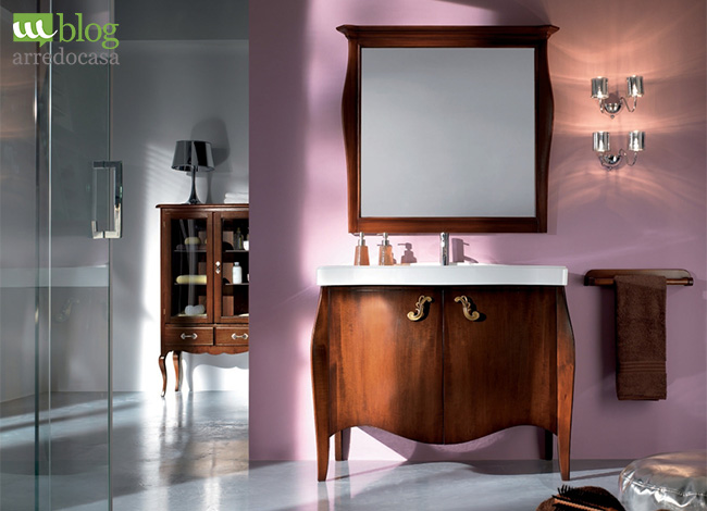 Moderno vs arte povera. Come scegliere il mobile bagno giusto - M.Blog