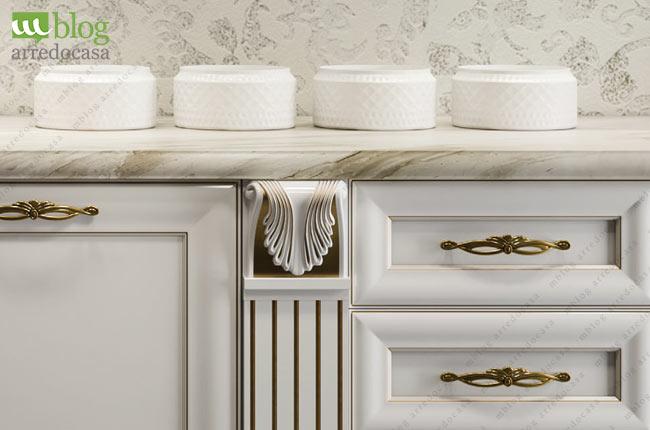Maniglie e pomoli per cucina: come sceglierli nel modo giusto - M.Blog