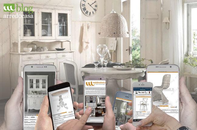 Idee consigli spunti e suggerimenti per arredare casa - Comprare mobili on line ...