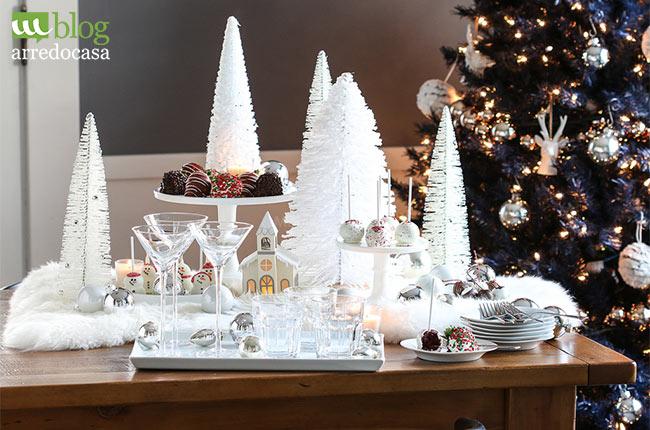 Sedie Decorate Per Natale : Come addobbare la tavola per il pranzo di natale m