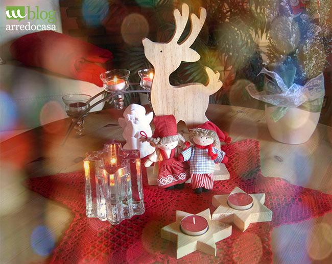 Come addobbare la tavola per il pranzo di natale m blog - La tavola di natale decorazioni ...
