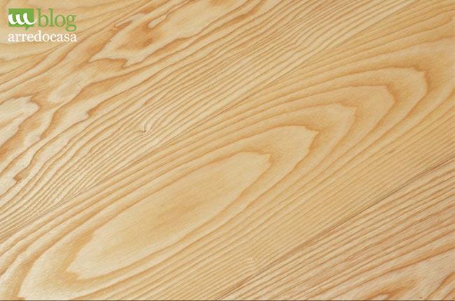 Legno Bianco Frassinato : Scrivania cassetti bianco frassinato in legno nobilitato h