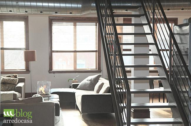 Come arredare un loft 3 soluzioni per te m blog for Arredare un loft