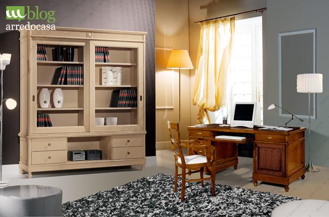 Arredare uno studio legale classico moderno e for Arredare moderno e classico