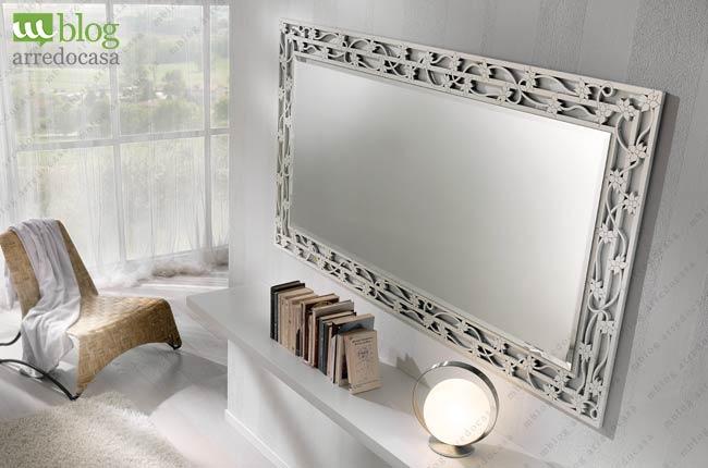 Arredare con gli specchi: luminosità, stile e praticità - M.Blog