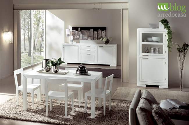 Beautiful Sale Da Pranzo Stile Classico Contemporary - House Design ...