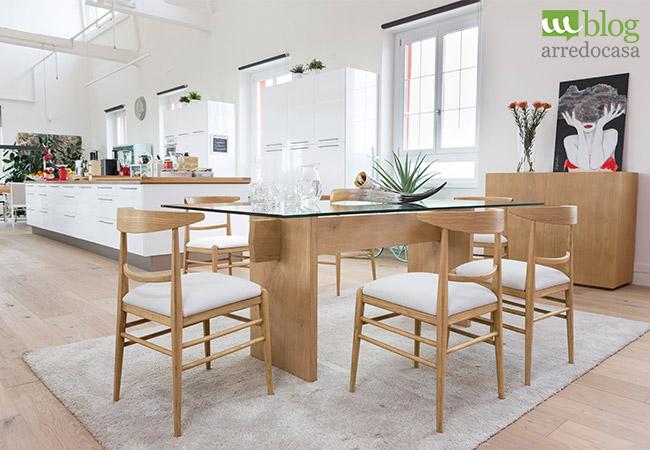 Arredare salotto e sala da pranzo insieme decorare la - Arredare salotto e sala da pranzo insieme ...
