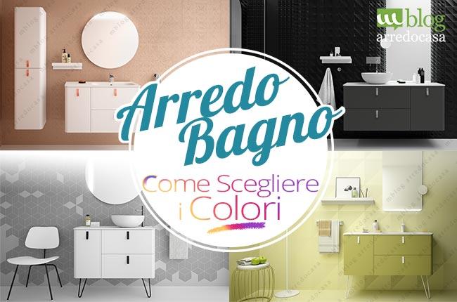 Colori Per Mobili Da Bagno : Come scegliere i colori per larredo bagno m.blog