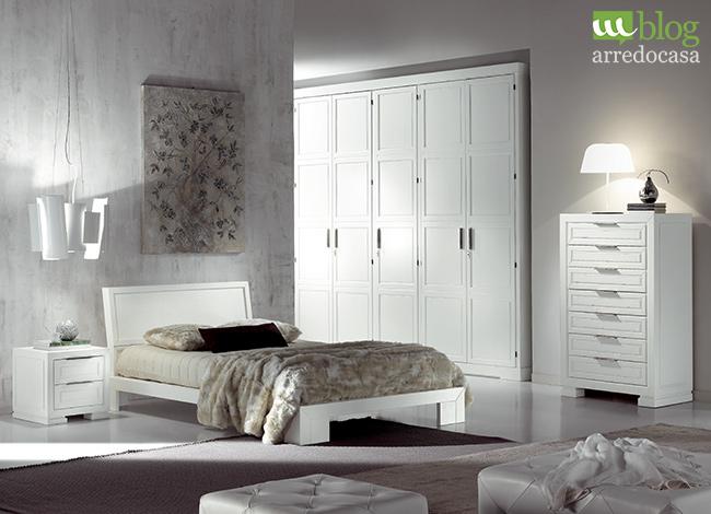 Camera da letto classico o moderno m blog - Camere da letto moderne bianche ...