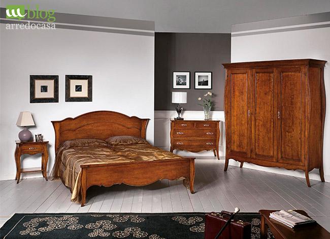 Camera Da Letto In Stile Moderno Con Parete Attrezzata Interior Design