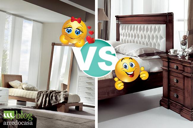 Immagini Di Camere Da Letto Classiche : Camera da letto classico o moderno m