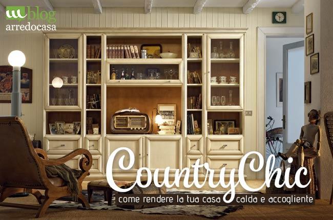 Articoli guide e tutorial per l 39 arredamento della casa for Arredare casa in stile country