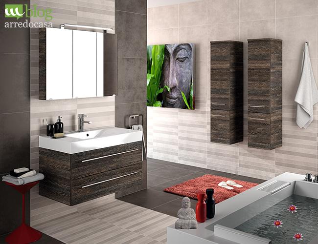 3 motivi per arredare casa con mobili etnici m blog - Bagno stile etnico ...