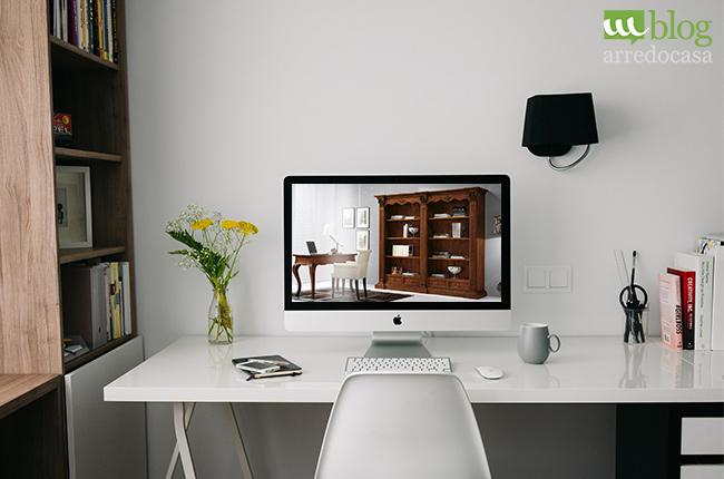 Come arredare uno studio for Arredare studio in casa