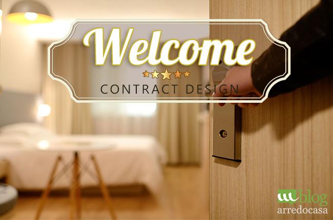 Contract design come arredare un hotel m blog for Hotel design come