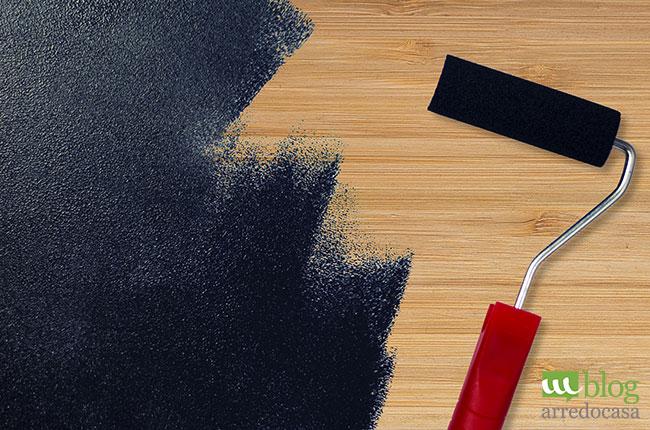 Fare Una Parete Di Lavagna : Idee fai da te con la vernice lavagna m