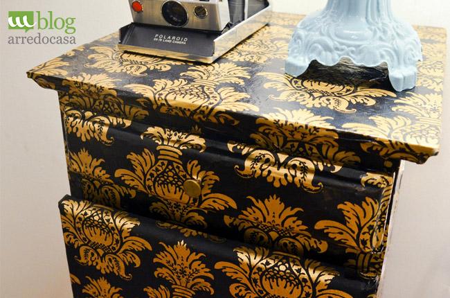 Decoupage mobili e accessori 3 idee per te m blog - Mobili grezzi da decorare ...