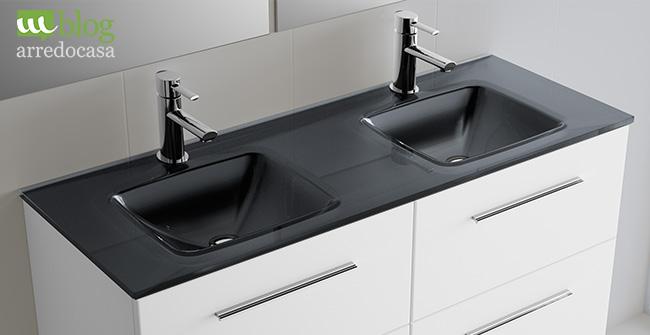 Mobili bagno con doppio lavabo: pro e contro - M.Blog