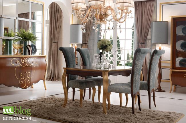 Come scegliere il tavolo da pranzo m blog for Stili di progettazione del piano casa della nigeria
