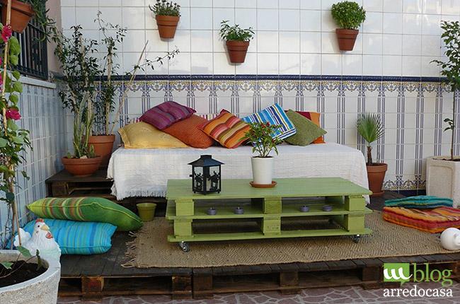 Come realizzare un tavolino da caffè per il tuo giardino m.blog