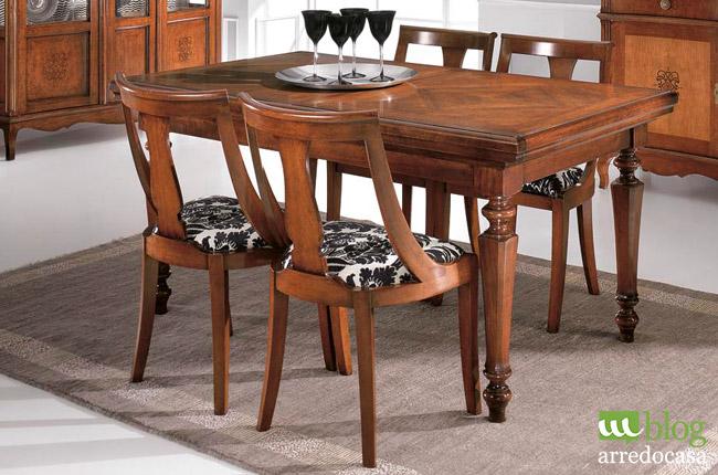 come abbinare le sedie al tavolo da pranzo m blog