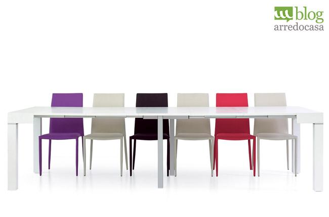 Come abbinare le sedie al tavolo da pranzo m blog for Sedie da salotto moderne