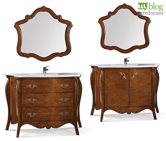 mobili bagno in stile classico: 3 soluzioni per te - m.blog - Soluzioni Per Arredo Bagno