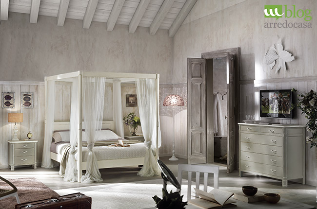 shabby chic stili e tendenze per il 2016 m blog. Black Bedroom Furniture Sets. Home Design Ideas