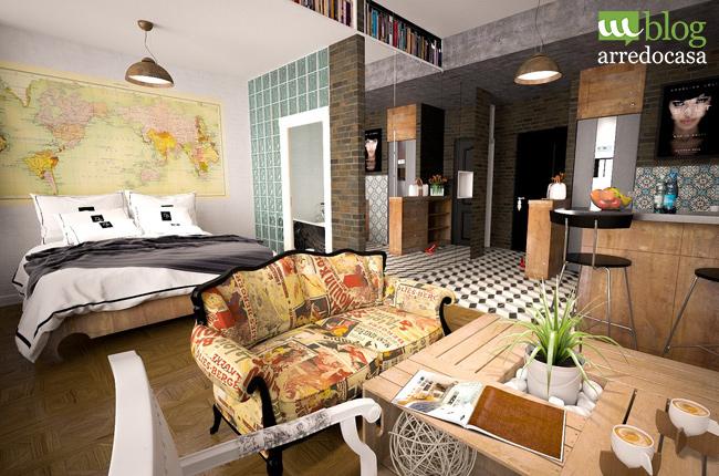 Arredamento low-cost per una casa studenti - M.Blog